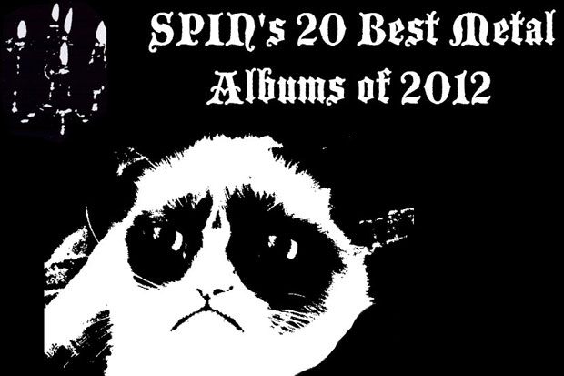 SPIN's 20 Best Metal Albums of 2012