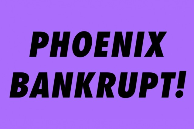 Phoenix New Album Bankrupt! 2013 Hacked