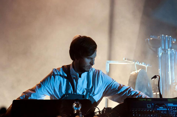 Pantha du Prince with the Bell Laboratory, 'Elements of Light' (Rough Trade)