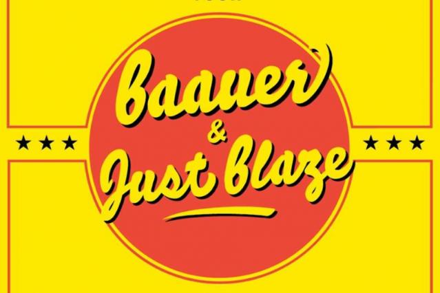 Baauer and Just Blaze