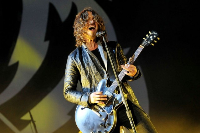 soundgarden, president obama inauguration