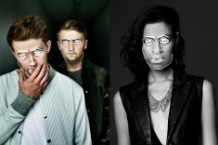 Face off: Disclosure meet AlunaGeorge