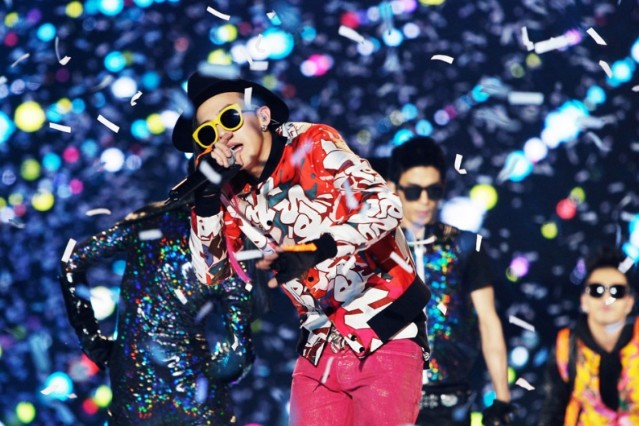 G-Dragon / Photo by Chung Sung-Jun / Getty Images