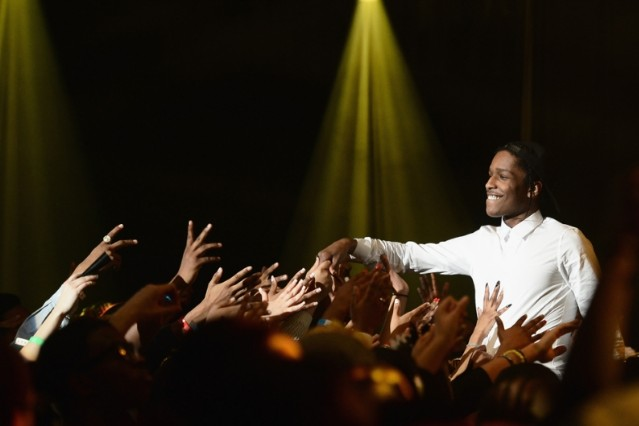 ASAP A$AP Rocky Long Live ASAP Macklemore Ryan Lewis Billboard Chart