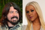 Dave Grohl, Christina Aguilera, and John Mayer Will Induct Rock Hall's Class of 2013