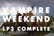Vampire Weekend Arms New Song LP3