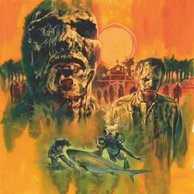Zombi 2 a.k.a. Zombie Flesh Eaters