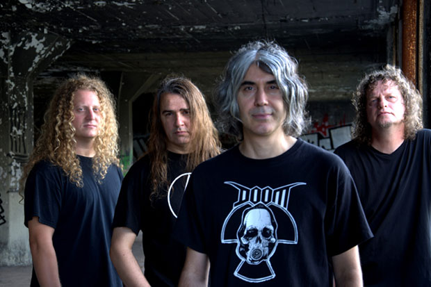 Voivod, 'Target Earth' (Century Media)