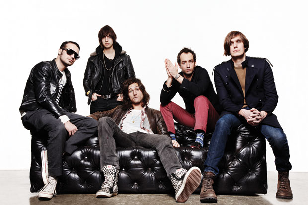 The Strokes / Shot for SPIN by Dan Martensen