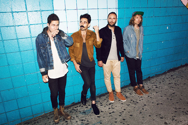 Local Natives, 'Hummingbird' (Frenchkiss)