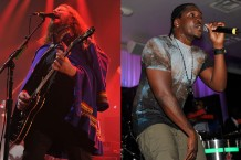 jim james, pusha t