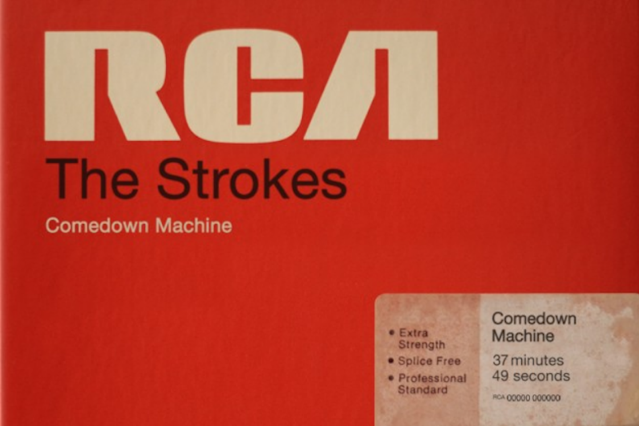 The Strokes' 'Comedown Machine'