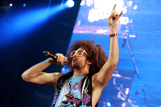 Redfoo / Photo by Fred Tanneau/AFP/Getty