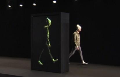 Watch Male Models Strut to Thom Yorke's Mellow Beats