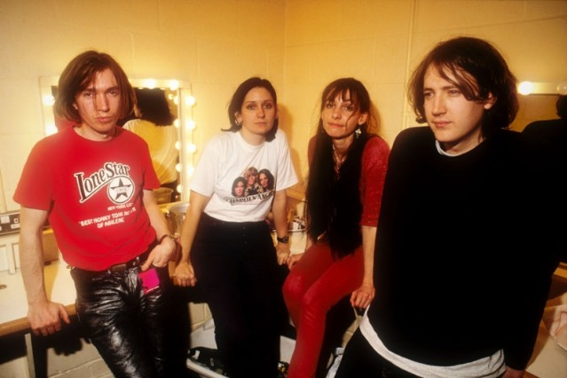 My Bloody Valentine in 1991 / Photo by Alastair Indge/Photoshot/Getty Images