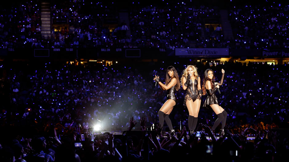 San Francisco Mercedes >> So Maybe Beyonce Didn't Blow the Superdome's Lights Out | SPIN
