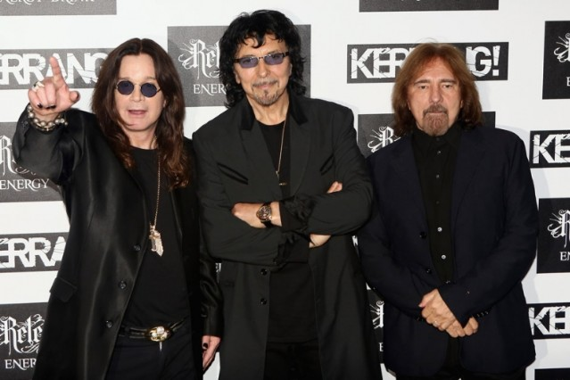 black sabbath, u.s. tour