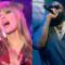 Taylor Swift and Rick Ross (Emmanuel Dunand/AFP/Getty & Paul A. Hebert/Getty)