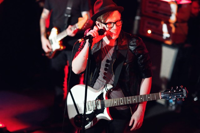 The Break's Over: Fall Out Boy Reunite in Chicago