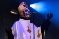 Swedish Metal Band Ghost Changes Name to Historically Inaccurate 'Ghost B.C.'