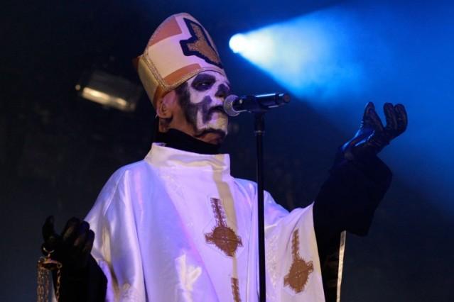ghost b.c., papa emeritus II