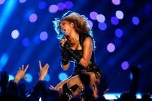 Beyonce Super Bowl Halftime Ratings Madonna PETA Iguana Python