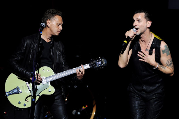 Depeche Mode / Photo by Kevin Winter/Getty