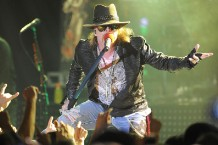 guns n' roses, governors ball