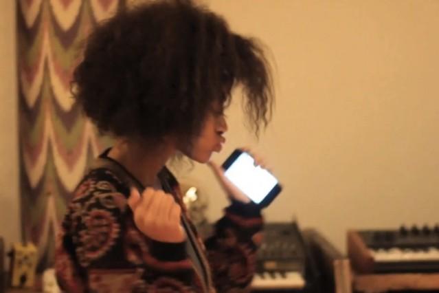 Kilo Kish k+ Mixtape Earl Sweatshirt, SBTRKT, Flatbush Zombies