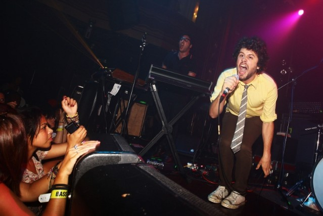 Passion Pit performs at Webster Hall in 2009 / Photo by Theo Wargo/WireImage