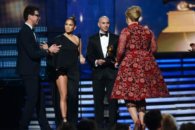 Adele Grammys 2013 Soy Bomb Ukrainian Journalist