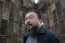 Chinese artist dissident Ai Weiwei Elton John metal album