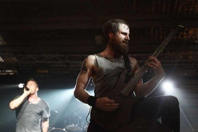 Dillinger Escape Plan 'Prancer' 'One of Us Is the Killer' new album song
