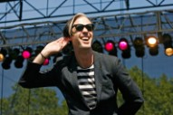 Hear Fitz & the Tantrums Swap '60s Retro for '80s Retro on 'Out of My League'