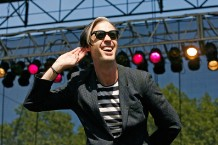 Fitz & the Tantrums Out of My League New Song More Than Just a Dream