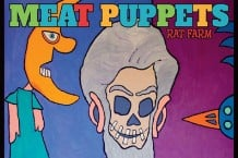 meat puppets, rat farm