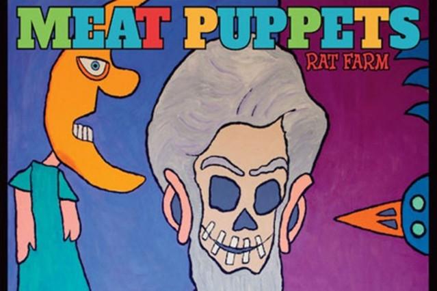 meat puppets, rat farm