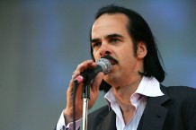 nick cave and the bad seeds, push the sky away