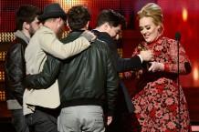 Adele, Mumford