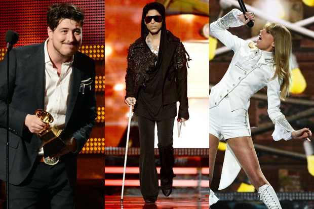 Blunderbust: The 2013 Grammys' Highs and Lows