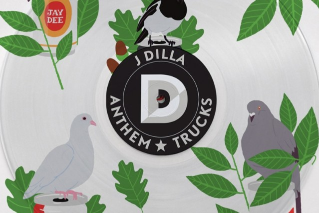 J Dilla 'The Diary' Album 'Anthem'