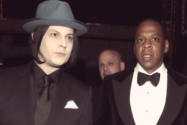 Jack White, Jay-Z
