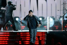 LL Cool J Grammys Whaddup Chuck D Travis Barker Z-Trip Tom Morello