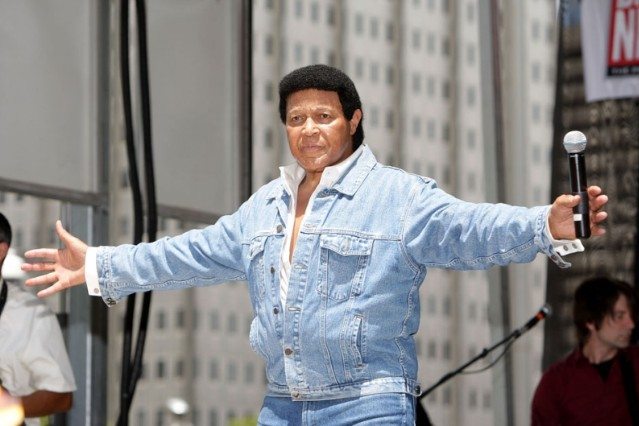 Something chubby checker real name