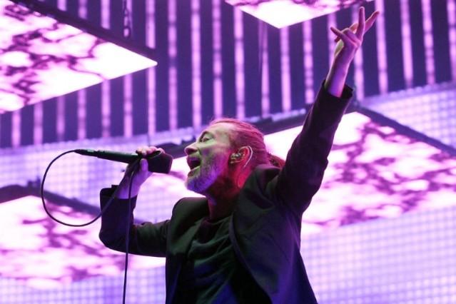 radiohead, new album