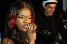 Azealia Banks Harlem Shake Dance Meme Remix Baauer Rap Mad Decent