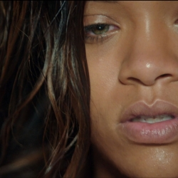 Rihanna Takes a Bath in Unrevealingly Intimate 'Stay' Video