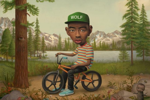Tyler, the Creator 'Wolf' Album Tour Odd Future