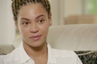 Beyonce's (Tear-Streaked) Face Could Be Your Life