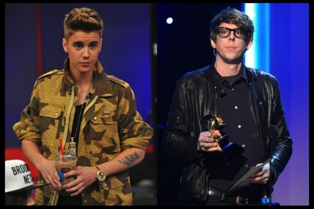 Justin Bieber, Black Keys, Patrick Carney